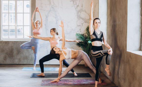 Παγκόσμια Ημέρα Yoga