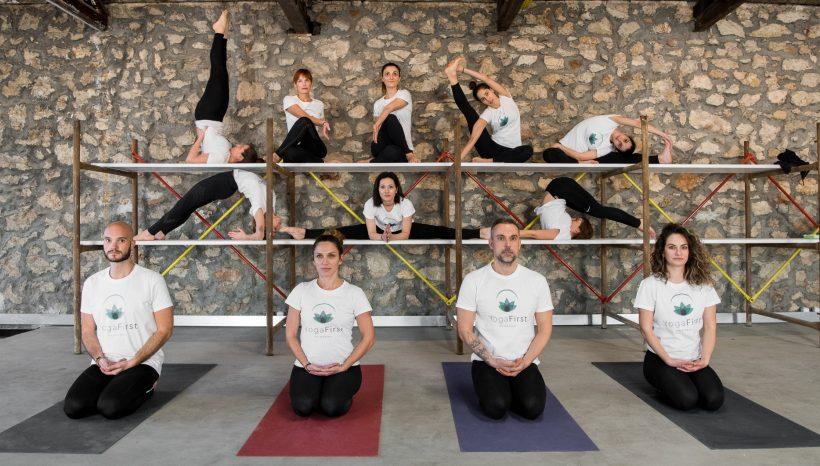 Πιστοποιημένη Εκπαίδευση Yoga